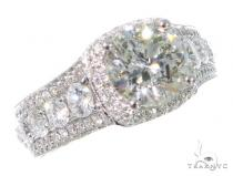 Prong Diamond Engagement Ring 45345 Engagement