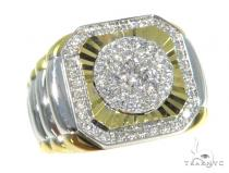 Prong Diamond Ring 45374 Men Specials