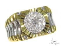 Prong Diamond Ring 45376 Men Specials