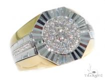 Prong Diamond Ring 45377 Men Specials