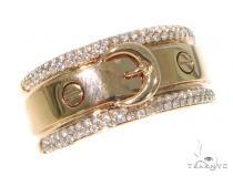 Prong Diamond Wedding Ring 45424 Style