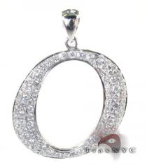 Frozen O Pendant Diamond Pendants
