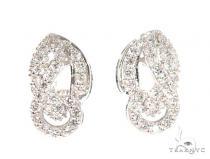 Gaia Diamond Earrings 45532 Stone