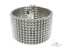 Prong Diamond Bracelet 49125 Diamond