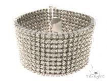Prong Diamond Bracelet 49124 Diamond