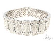 Prong Diamond Bracelet 49123 Diamond