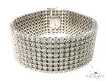 Prong Diamond Bracelet 49122 Diamond