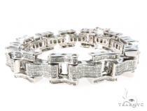 Invisible Diamond Bracelet 49113 Diamond