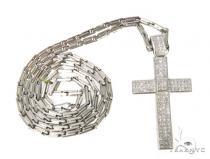Invisible Diamond Cross 49145 Diamond