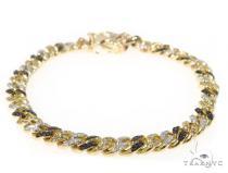 Pave Diamond Bracelet 49162 メンズ ダイヤモンド ブレスレット