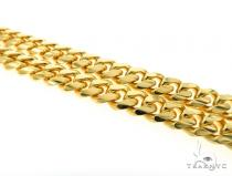 Miami Cuban Silver Chain 30 Inches 12mm 297.1Grams 49194 Silver