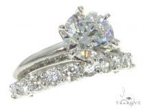 Prong Diamond Engagement Ring Set 49000 Engagement