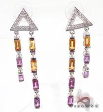 Chime Earrings Gemstone Earrings