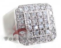 Mens Heavy 10k Gold Pinky Ring メンズ ダイヤモンド リング