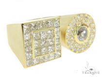 Invisible Diamond Ring 56508 Stone