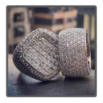 Phantom Ring メンズ ダイヤモンド リング