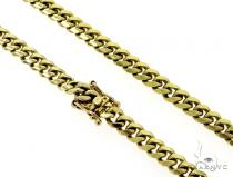 Miami Cuban 14K Gold Chain 23 Inches 6.3mm 53.9 Grams Gold