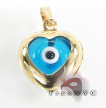 Evil Eye Charm 3 Metal