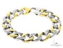 Stainless Steel Bracelet 57587 ステンレススティール ブレスレット