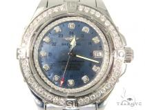 Breitling Superocean Diamond Watch Light Blue ブライトリング Breitling