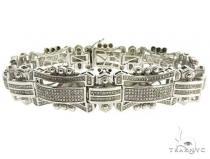 Mens Pave Diamond Bracelet 61770 メンズ ダイヤモンド ブレスレット