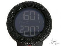 Black Diamond Gucci Watch 63937 Gucci グッチ
