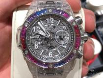 Hublot Big Bang Unico Sapphire Rainbow Watch 64744 Hublot ウブロ