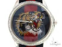 Le Marche des Merveilles Diamond 38mm Gucci Watch 65039 Gucci グッチ