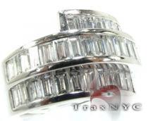 Diamond Tuscan Ring レディース ダイヤモンド リング