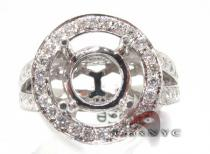 LS 3 Semi Mount Ring Engagement