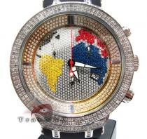 Hip Hop Jewelry - Joe Rodeo Hip Hop Master Watch JJM6 ジョーロデオ