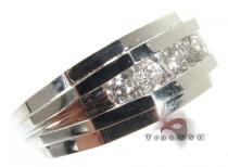 Polygon Ring メンズ ダイヤモンド 結婚指輪