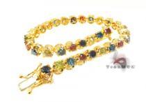 Aceline Bracelet メンズ ダイヤモンド ブレスレット