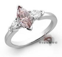 Ladies Marquise Ring Anniversary/Fashion