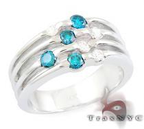 Ladies Tension Ring カラー ダイヤモンド リング