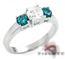 Ladies Magnificent Ring 3 カラー ダイヤモンド リング