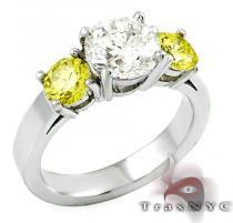 Ladies Impeccable Ring カラー ダイヤモンド リング