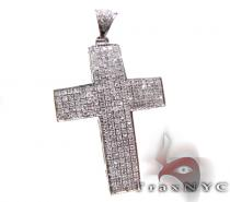 Empire Cross 1 Mens Diamond Cross