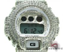 White Gold G-Shock Illuminator Case G-Shock Watches