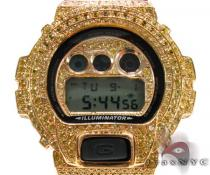 Yellow Gold G-Shock Illuminator Case G-Shock Watches