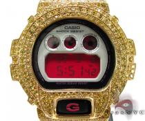 Yellow Gold G-Shock Case