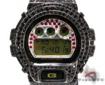Black Gold Red Ruby G-Shock Case G-Shock G-ショック