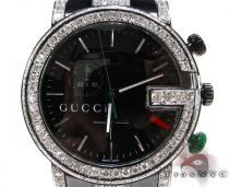 Iced Diamond Gucci Watch 2 Gucci グッチ