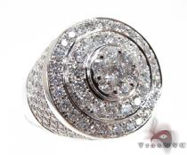 Brazilian Ring Mens Diamond Rings