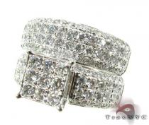 Ladies Milano Set 4 結婚指輪 ダイヤモンド セット