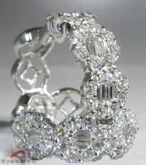 Baguette Blossom Earrings Style