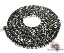 Black Diamond Chain 30 Inches, 145 Grams ダイヤモンド チェーン